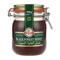 Bihophar 碧欧坊 黑森林蜂蜜天然无添加1000g(德国进口)