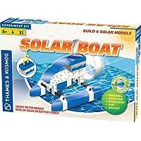 Thames and Kosmos 太阳能船套装科学套件
