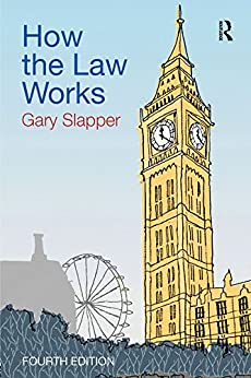 """How the Law Works (English Edition)"",作者:[Slapper, Gary]"
