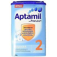 Aptamil 爱他美 幼儿奶粉2段(6个月+) 含Pronutra配方, 6罐装 (6x800g)