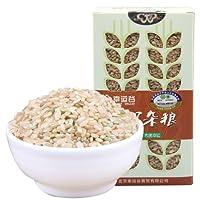 幸运谷 有机糙米500g*3包 有机杂粮 糯米 粗粮