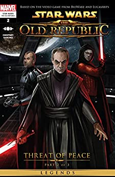 """Star Wars: The Old Republic (2010) #2 (English Edition)"",作者:[Chestney, Robert]"