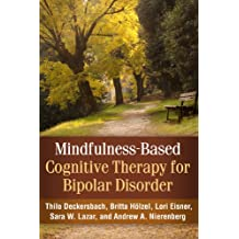 Mindfulness-Based Cognitive Therapy for Bipolar Disorder (English Edition)