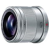 Panasonic 松下 适用微4/3系统 42.5mm F1.7 単焦点 中长距镜头 LUMIX G ASPH./POWER O.I.S. 银色 H-HS043-S