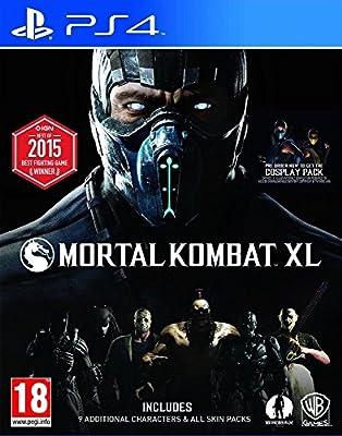 Mortal Kombat XL (PS4)