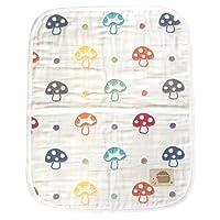 日本Hoppetta 寶寶6層透氣紗布 四季通用空調被 S碼(約54×66cm)