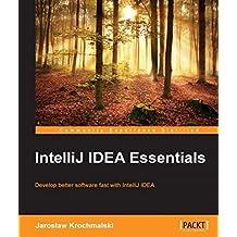 IntelliJ IDEA Essentials (English Edition)