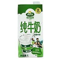Arla 爱氏晨曦 德国 进口牛奶 全脂纯牛奶 1L*12(德国进口)