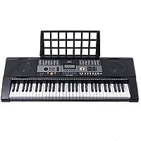 美科智能电子琴61键智能教学跟弹初学者入门儿童成人仿钢琴键电子琴MK-809