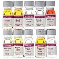 Lorann Oils Dram 10 个装 FF#2 水果味(10 个装),1 个香水