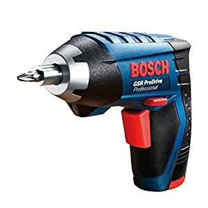 BOSCH 博世 GSR3.6V-Li 充电式起子机 锂电钻 电动螺丝刀 单电池(亚马逊自营商品 由供应商配送)
