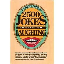 2500 Jokes to Start 'Em Laughing (English Edition)