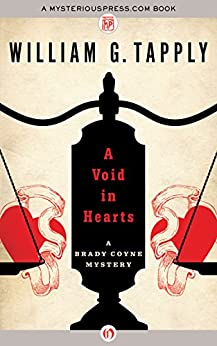"""""""Void in Hearts (The Brady Coyne Mysteries) (English Edition)"""",作者:[Tapply,William G.]"""