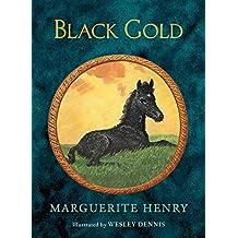 Black Gold (Marguerite Henry Horseshoe Library) (English Edition)