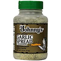 Johnny's Garlic Spread & Seasoning, 18 Ounce, 2 Count
