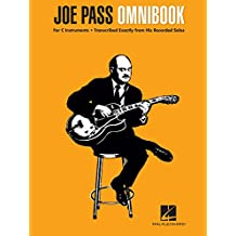 Joe Pass Omnibook: for C Instruments (English Edition)