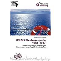 Hnlms Abraham Van Der Hulst (1937)