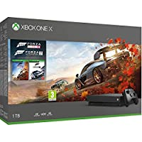 Xbox One X Forza Horizon 4和Forza Motorsport 7 Bundle