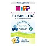 HiPP 喜宝 3 段奶粉BIO Combiotik (10月+) 4盒装(4 x 600g)