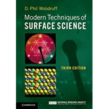 Modern Techniques of Surface Science (English Edition)