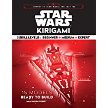 Star Wars Kirigami: 15 Cut and Fold Ships from Across the Galaxy
