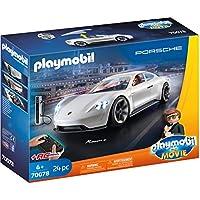 Playmobil 70078 PLAYMOBIL:The MOVIE 雷克斯·哈斯特保時捷使命 E