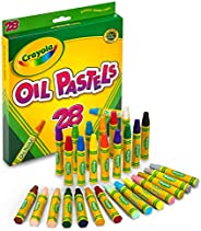 Crayola 28ct Colored Oil Pastel Sticks