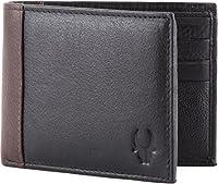 WildHorn WHGW13 Black mens wallet