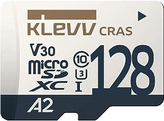 KLEVV microSD CRAS 系列K128GUSD6U3-CA 128GB