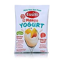 Easiyo 易极优 低脂芒果味酸奶粉固体饮品(固体饮料) 215g(新西兰进口)