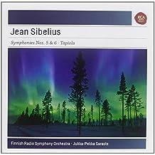 """进口CD:萨拉斯特(指挥):西贝流士第五号/第六号交响曲/""""塔比奥拉""""交响诗 Sibelius Symphonies No.5/6/Tapiola/Op.112(CD)88697715212"""