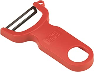 Kuhn Rikon Original Swiss 削皮器,红色
