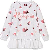 Disney 迪士尼童装 女童 套头卫衣 KVM8S1KTKG2305XA