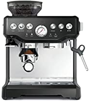 Sage The Barista系列 SES875BKS 半自动咖啡机 18种研磨方式/15 bar压力萃取/1700 W