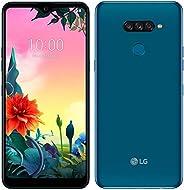 LG K50S(32GB,3GB)6.5英寸高清显示屏,三重摄像头,MIL-STD 810G认证,全球4G LTE GSM工厂解锁LM-X540(AT&T,T-Mobile,Metro,Straight Talk