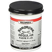 Rectorseal 14020 8-Ounce Nokorode Regular Paste Flux Tool
