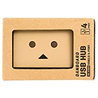 PLANEX 纸箱USB集线器 DB-HUB01 总线供电 USB2.0 4端口
