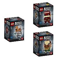 LEGO 乐高 拼插类玩具 BrickHeadz 方头仔系列 2018新款 DC 系列