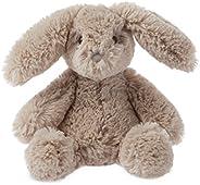 "Manhattan Toy Lovelies Fritz 兔子毛絨動物玩具,8 英寸 0 months to 999 months Latte 兔子 8"""