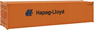 Walthers SceneMaster HC RS CMA-CGM 容器 Hi Cube Corrugated Side Container HO Scale Model 40' Foot Container Hapag-lloyd