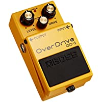 Boss OD-3 | Natural OverDrive Endless Sustain Pedal
