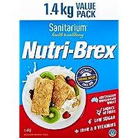 Sanitarium 欣善怡 优粹麦全谷麦片(即食谷物) 1.4kg(澳大利亚进口)