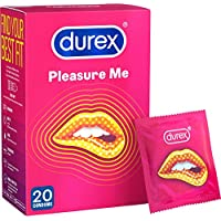 Durex 杜蕾斯 Pleasure Me 避孕套,20个装