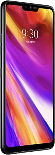 Tim 775644 LG LMG710 G7 智能手机,64 GB New Moroccan 蓝色