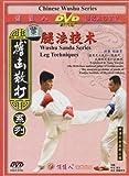 搏击散打腿法技术(2DVD)