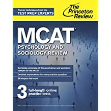 MCAT Psychology and Sociology Review: New for MCAT 2015 (Graduate School Test Preparation) (English Edition)
