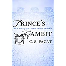 Prince's Gambit (The Captive Prince Trilogy Book 2) (English Edition)