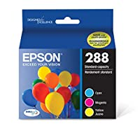 Epson 爱普生 T288520 DURABrite Ultra Color Combo Pack 标准容量墨盒