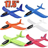 BooTaa 儿童飞机玩具 6 Pack Airplane Toys