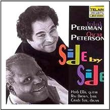 进口CD:帕尔曼跨界爵士专辑:拍档 Side By Side(CD)CD83341
